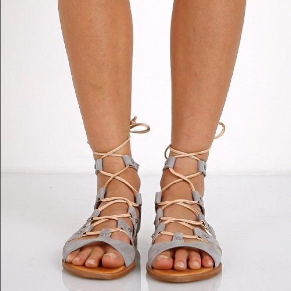 best loved pick up super cute Dolce Vita Jasmyn Sandal Grey Suede